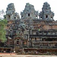 Камбоджа. Ангкор. Один из храмов :: Владимир Шибинский
