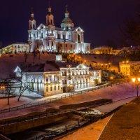 Храм на Успенской горе :: Алексей Ершов