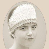 Девочка в кокошнике :: Nn semonov_nn