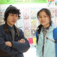 Димон и Татьяна (: :: Sayan Naidanov