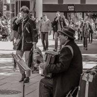 Уличный музыкант :: Наталья Rosenwasser