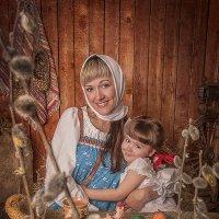 Лена и Арина :: Наталия Шилкова