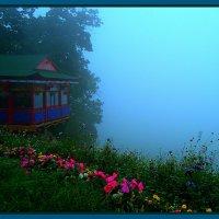 Туман в Уфе 5 :: Владимир Хатмулин