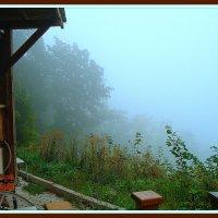 Туман в Уфе 1 :: Владимир Хатмулин