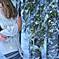 зима :: Екатерина Борисова