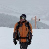 На склоне :: Дмитрий Арсеньев