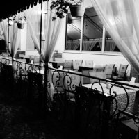 пустой ресторан :: Юлия Быкова