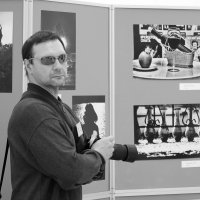 Репортаж с выставки в ЦДХ. :: Николай Кондаков