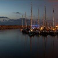 Яхты отдыхают :: Lmark