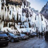 Чегемские водопады :: Юрий Губков