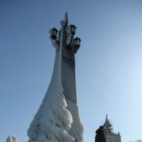 Высота зимы :: Константин Николаенко