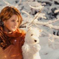 зима :: Marina Zimodra