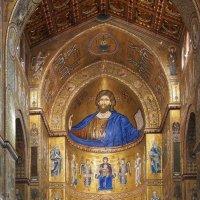 Строгий взгляд Христа (1) :: Виталий Авакян