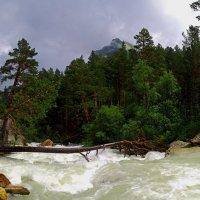 Река Узункол :: Михаил Баевский
