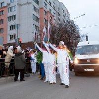 Олимпийский Огонь 17.1.2014г. :: Mitya Galiano