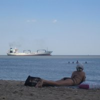Ее отпуск. :: Алина Тазова