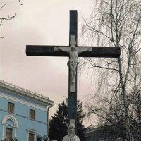 Поклонный крест :: Денис Стеценко