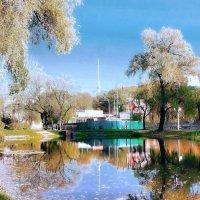 у озера :: алекс дичанский