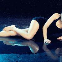 Фотосессия с водой :: Александра Кулакова