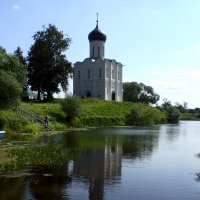 Церковь Покрова на Нерли :: Irina Evushkina