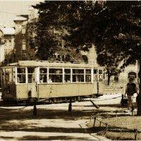 Старый трамвайчик :: Станислав Лебединский