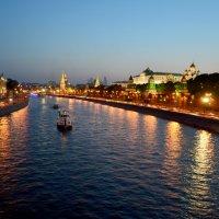 Ночная Москва-река :: Андрей Из Ступино