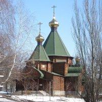 Церковь. :: Владимир RD4HX Сёмушкин