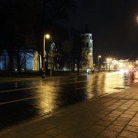 Ночной город :: Yury Novikov