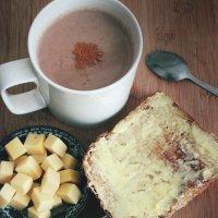 Завтрак на скорую руку :: Елена Жабина