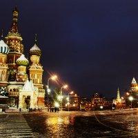 Москва :: Екатерина Углова
