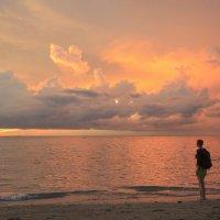 Закат на острове Ломбок :: Ришат Муртазин