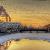Город золотой... :: Наталия Крыжановская