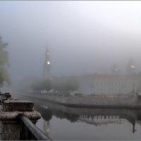 Рождение реальности из утреннего тумана :: Игорь Сорокин