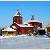 Сельский храм :: Павел Галактионов