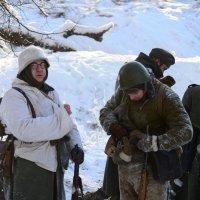 Реконструкция событий 1944 года :: Андрей Васильев