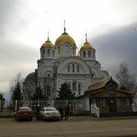 Свято-Вознесенский Храм :: Владимир Константинов