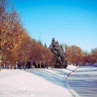 Winter Minsk :: Alex Okhotnikov