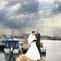 Севастопольская свадьба :: Игорь Юрьев