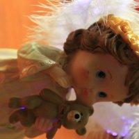 рождественский ангел) :: Анастасия Ершова