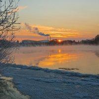 Незамерзайка ( Москва-река) :: Igor Yakovlev