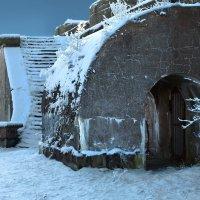 Форт Великий Князь Константин  г.Кронштадт :: Георгий Вересов