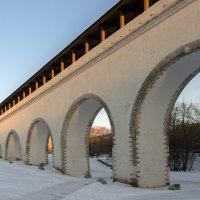 Акведук открыли  для всех желающих :: Arkady Kobtsev