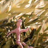 мумиенок на оливе :: Lis Sma