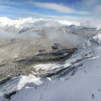 панорама гор Красной поляны :: =IDoL= Иваник