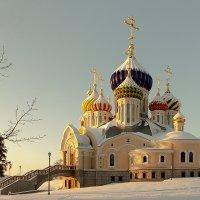 Храм Святого Благоверного князя Игоря Черниговского. :: Роман Полианчик