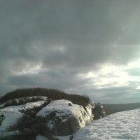 Зима.Крым. :: Алина Тазова