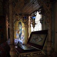 Поклонение святости :: Юрий Морозов