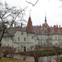 Замок Шенборна.Закарпатье :: Николай Кононцев