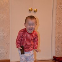 Ха-ха, не смешите меня! :: Мунаждин Ушурбакиев