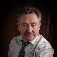 Мужской портрет :: Сергей Гаварос